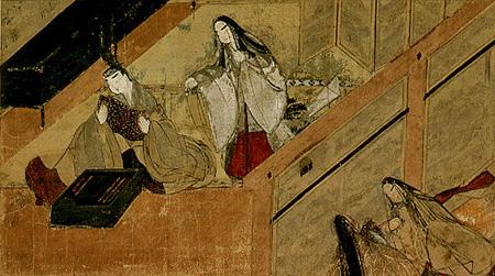 Tale of Genji Scroll