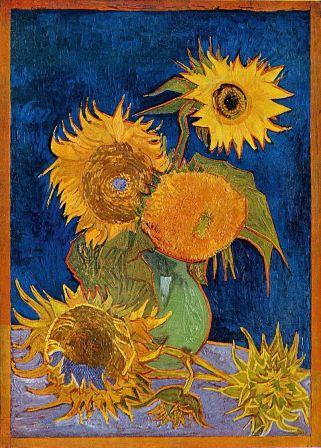 Van Gogh Six_Sunflowers_1888