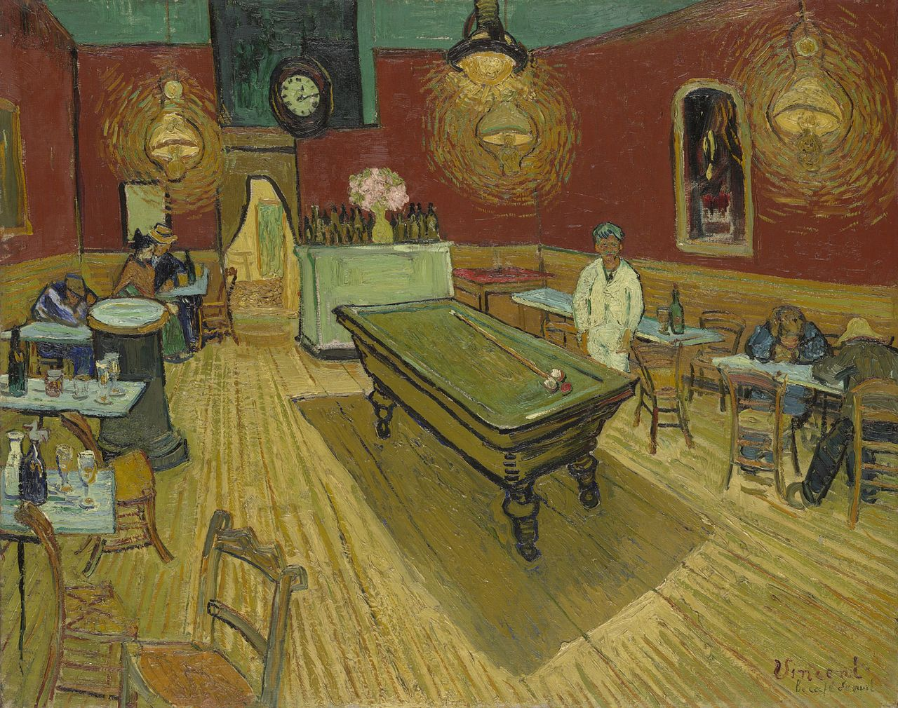 Van Gogh The_Night_Café