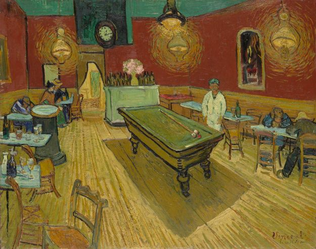 Van Gogh The_Night_Café
