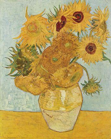 van_Gogh_sunflowers 3