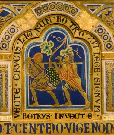 Verdun altar detail 1
