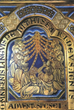 verdun altar pentecost
