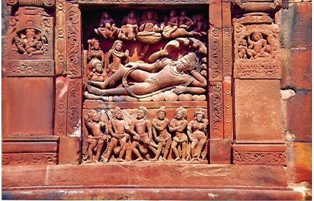 Vishnu temple 1