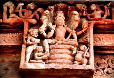 vishnu temple 2