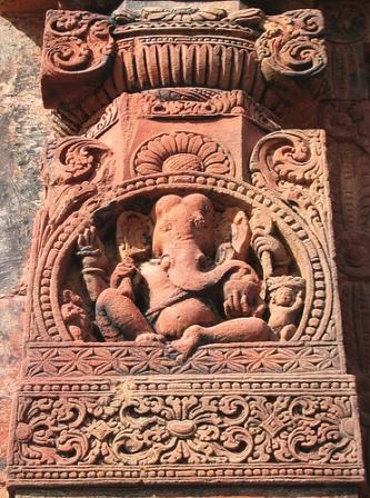 vishnu temple 3 ganesh