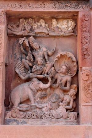 Vishnu Temple, Deogarh