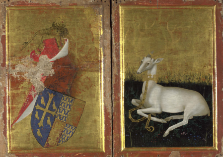 wilton diptych outer panels
