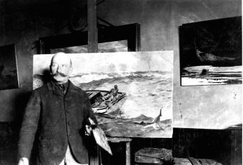 Winslow-Homer-with-The-Gulf-Stream