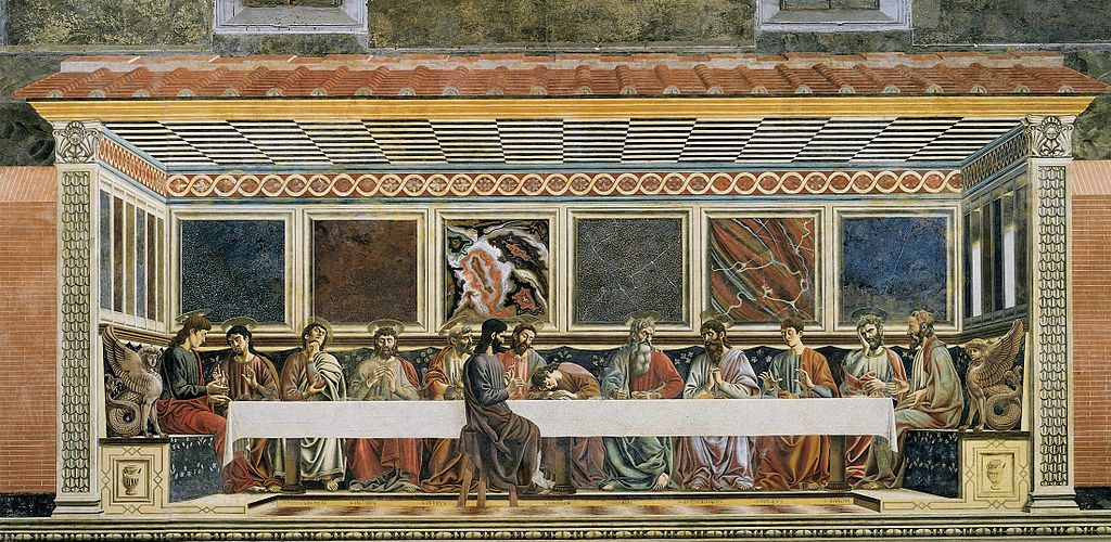 Andrea_del_Castagno last supper
