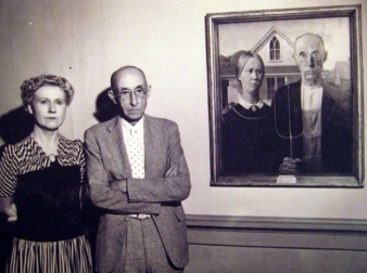 American-Gothic subjects