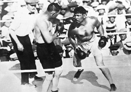dempsey-carpentier-fight