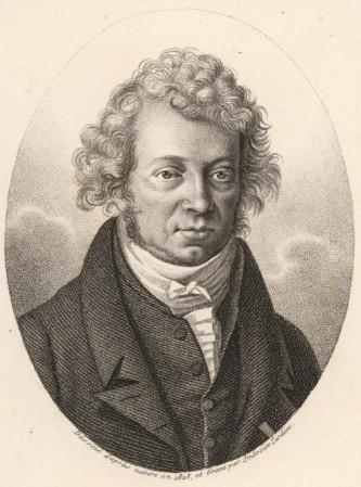 André-Marie Ampère (1775-1836).
