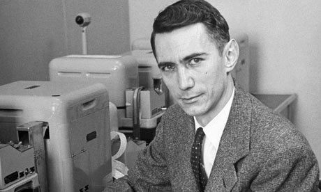 Claude E. Shannon (1916-2001).