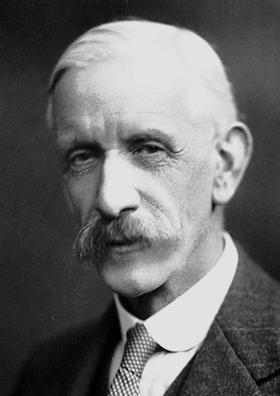 Frederick Gowland Hopkins (1861-1947).