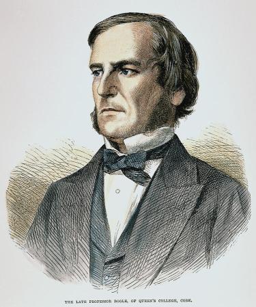 George Boole (1915-1864).