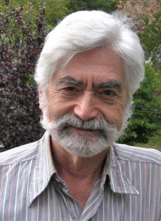A 2011 photograph of George Zweig (1937- ).
