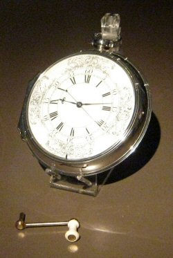 John Harrison's 1761 'sea watch.'
