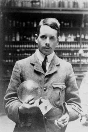 Henry Moseley.