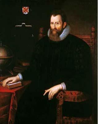 John Napier.