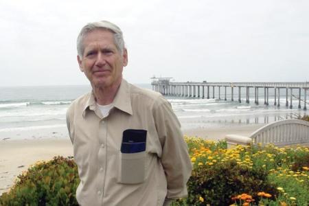Charles David Keeling (1928-2005).