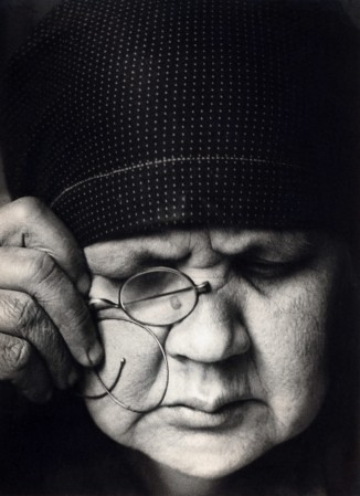 Rodchenko's Portrait of My Mother.