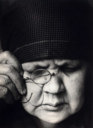 Rodchenko's Portrait of My Mother.