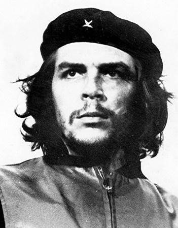 Korda's portrait of Che Guevara.