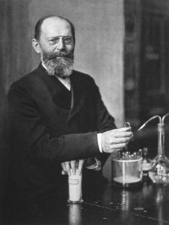 Hermann Emil Fischer.