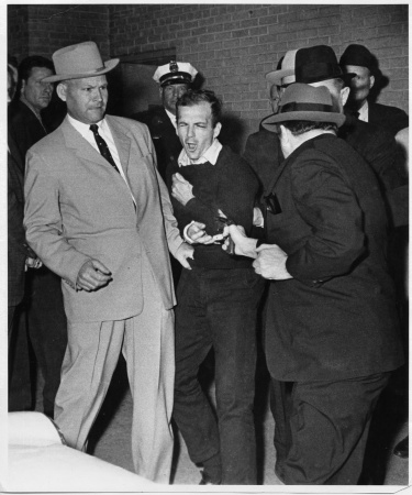 Jack Ruby Lee Harvey Oswald