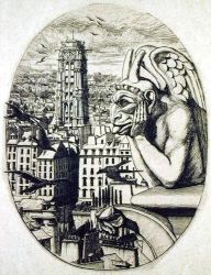 le stryge 1853