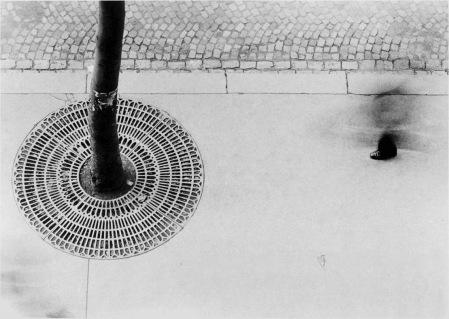 Pedestrian's Foot.