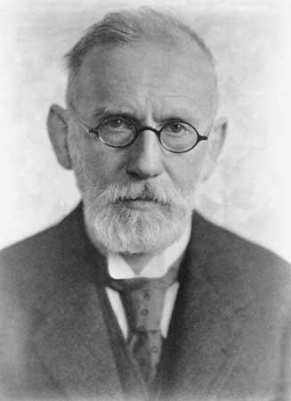 Paul Ehrlich.