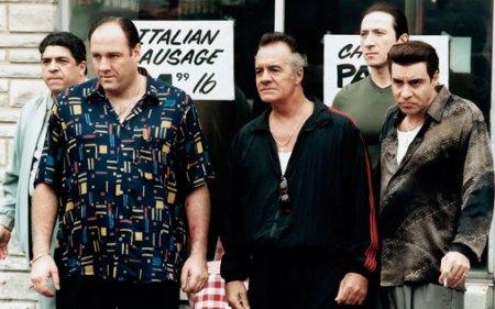 The Sopranos (1999-2007) Creator: David Chase