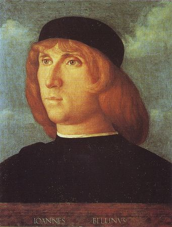 A 1499 Self-Portrait of Giovanni Bellini.