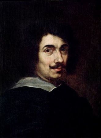 An undated Self-Portrait by Claude Lorrain.