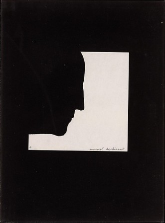Self-Portrait in Profile is a 1957 artwork by Marcel Duchamp.