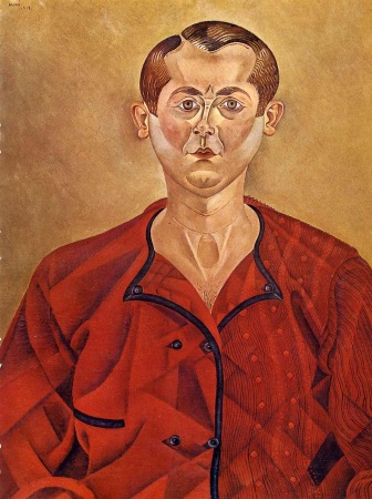 A 1919 Self-Portrait by Joan Miró.