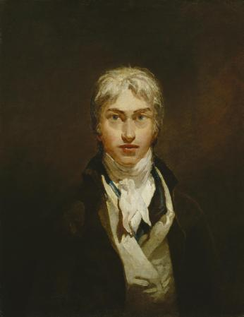 Self-Portrait of J.M.W. Turner (c.1799).