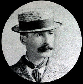 A photograph of Winslow Homer by Napoleon Sarony.
