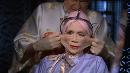 A still image from Terry Gilliam's Brazil.