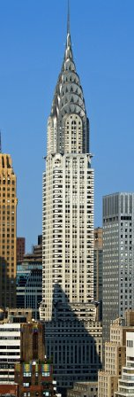 The Chrysler building. Photo by David Shankbone.