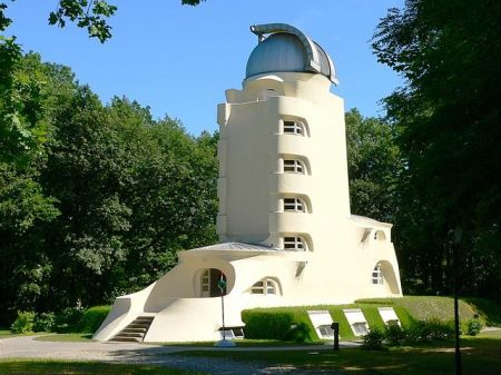 Einstein's Tower.