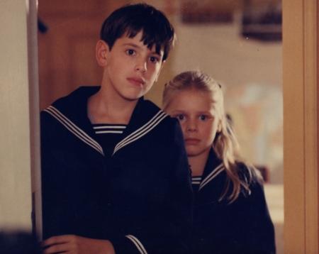 A still image from Ingmar Bergman's Fanny & Alexander.