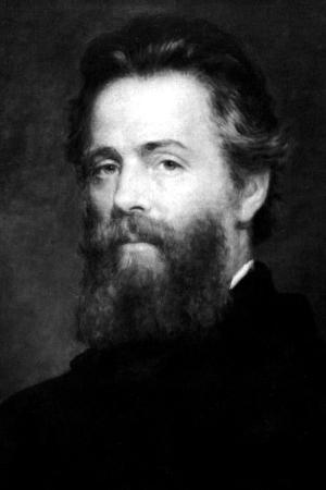 An 1870 portrait of Herman Melville by Joseph Oriel Eaton.
