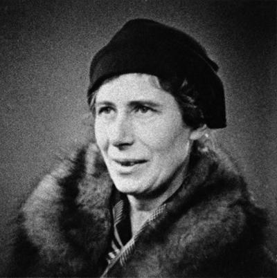 Inge Lehmann (1888-1993).