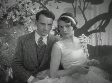 A still image from Rene Clair's Le Million.