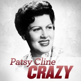 A Patsy Cline album cover