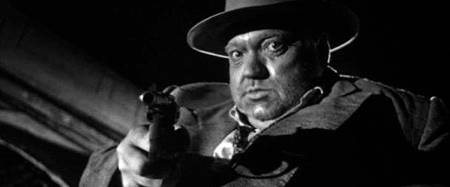 Orson Welles in Touch of Evil.
