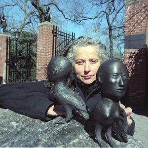 Kiki Smith with Sirens.